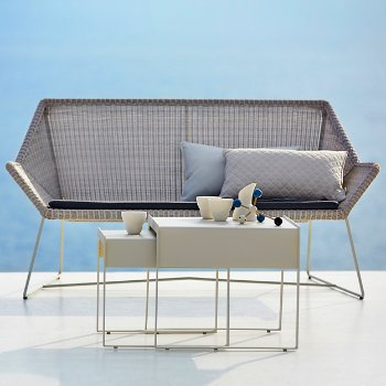 Breeze 2-Seater Sofa by Cane-line at Lumens.com