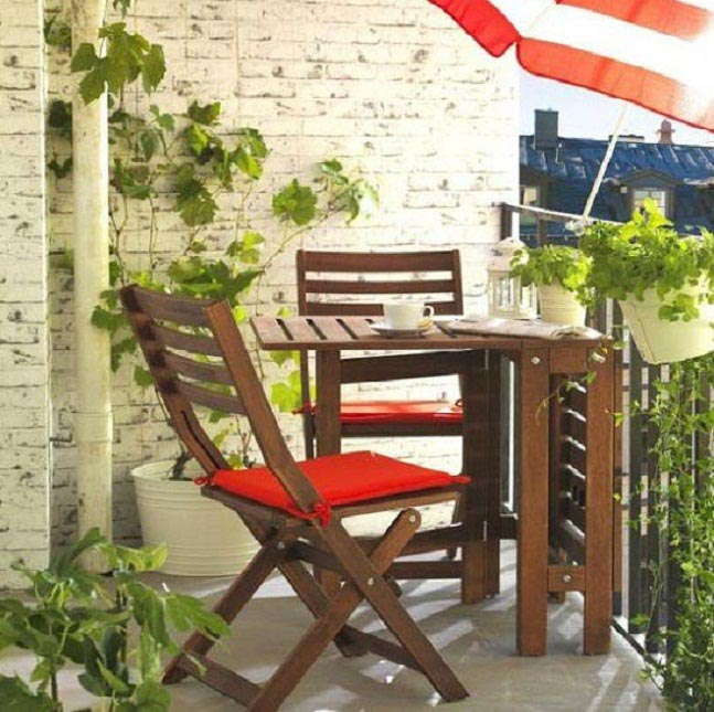 balcony furniture ideas (6) | Balcony Garden Web