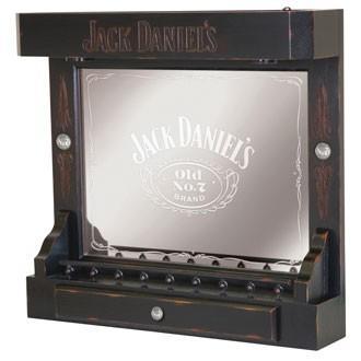 Jack Daniel's Bar Mirror - Shop Pub Furniture | TheManCave.com