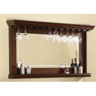 Wall Bar Mirror | Wayfair
