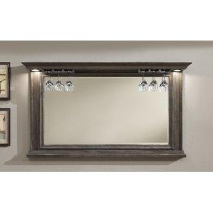 Mirror For Bar | Wayfair