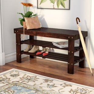 Bathroom Benches With Storage | Wayfair