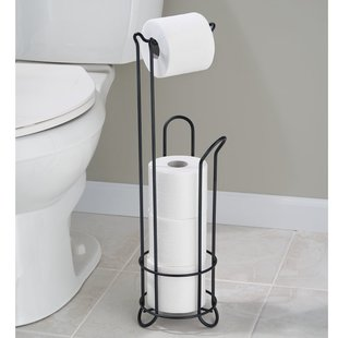 Toilet Paper Holder Shelf | Wayfair