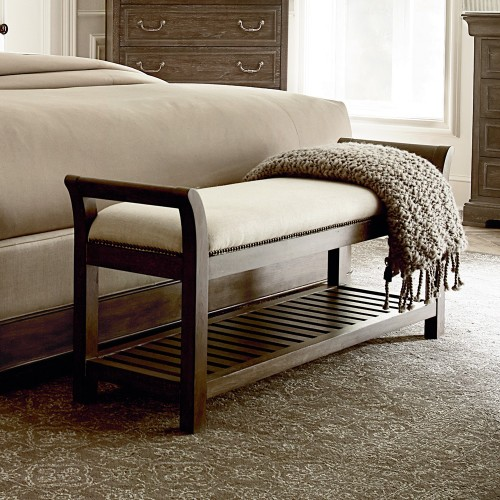 High End Bed Benches & Bedroom Bench Seats | Humble Abode