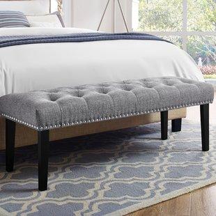 Bed End Bench | Wayfair