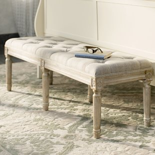 Bedroom Benches You'll Love   Wayfair