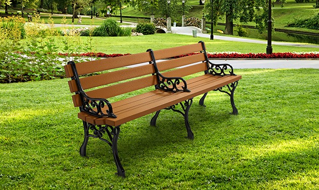 Classic Park Benches |TheBenchFactory