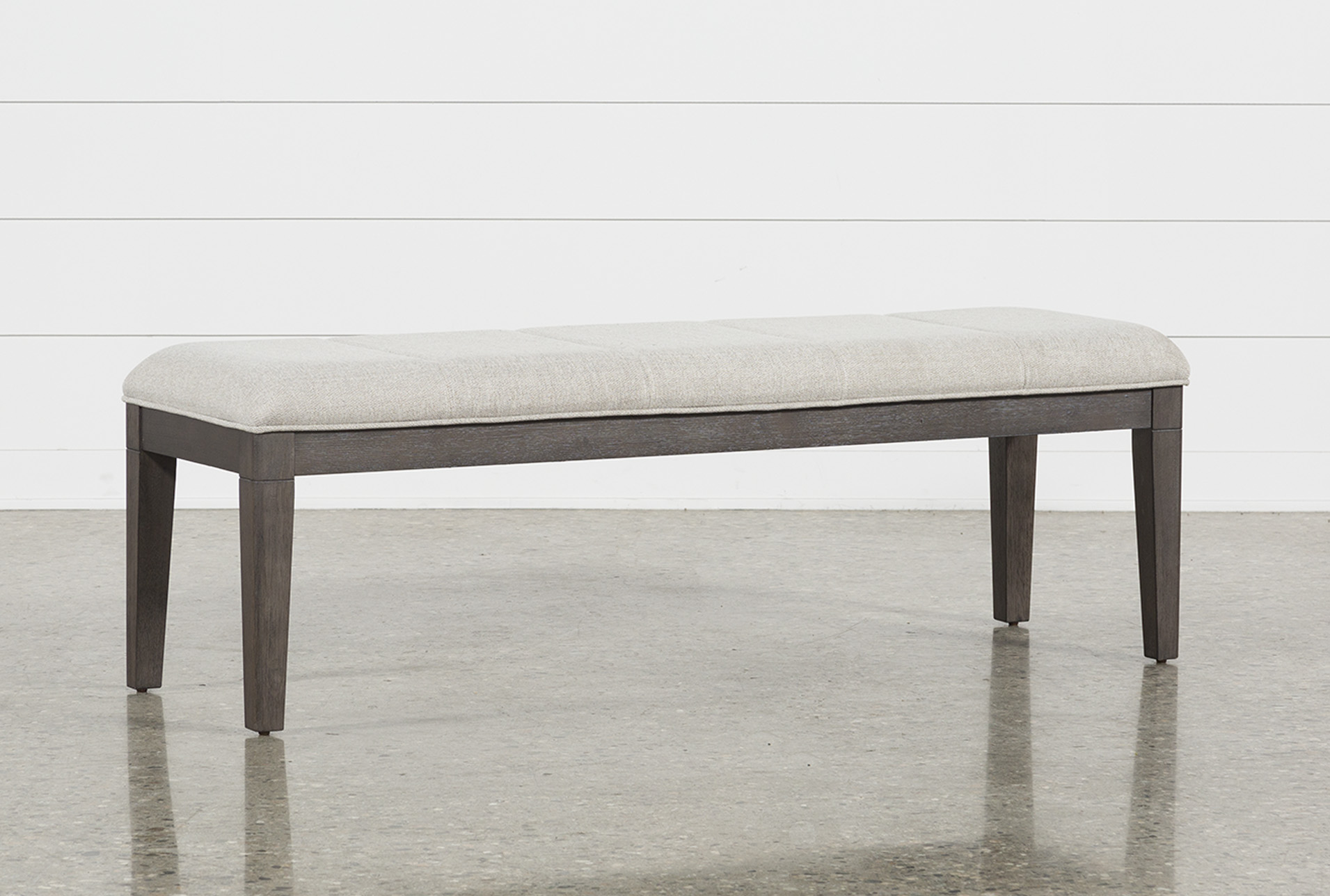 Helms Dining Bench | Living Spaces