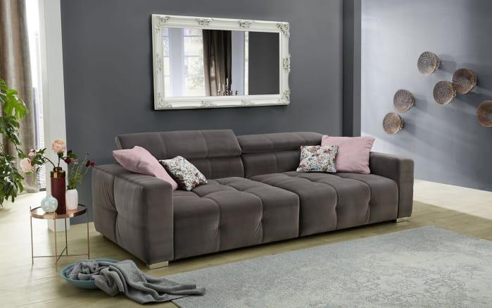 Big-Sofa Trento in grau online bei HARDECK kaufen