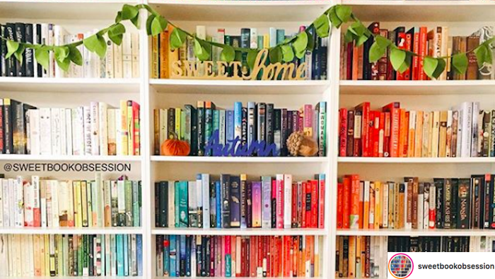 Shelfie Envy: 10 Stunning Instagram Bookshelves | Bookish