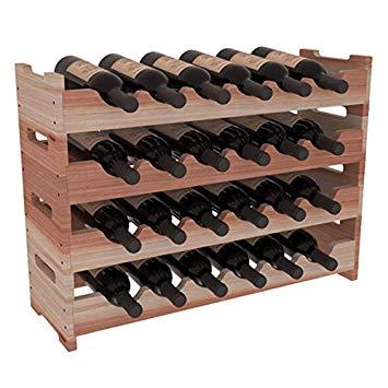 Bottle racks to show!