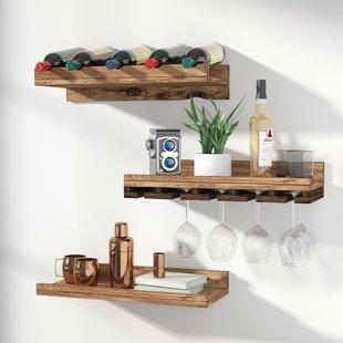 Find Wine Racks for Your Kitchen | Wayfair