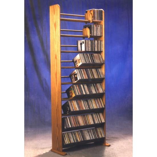 Model 901 CD Storage Rack