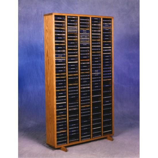 Model 509-4 CD Storage Rack