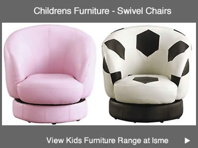 Kid's Swivel Chairs: It's all about your kid!