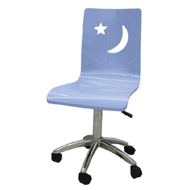 Qi furniture swivel chair lift chair computer chairs children