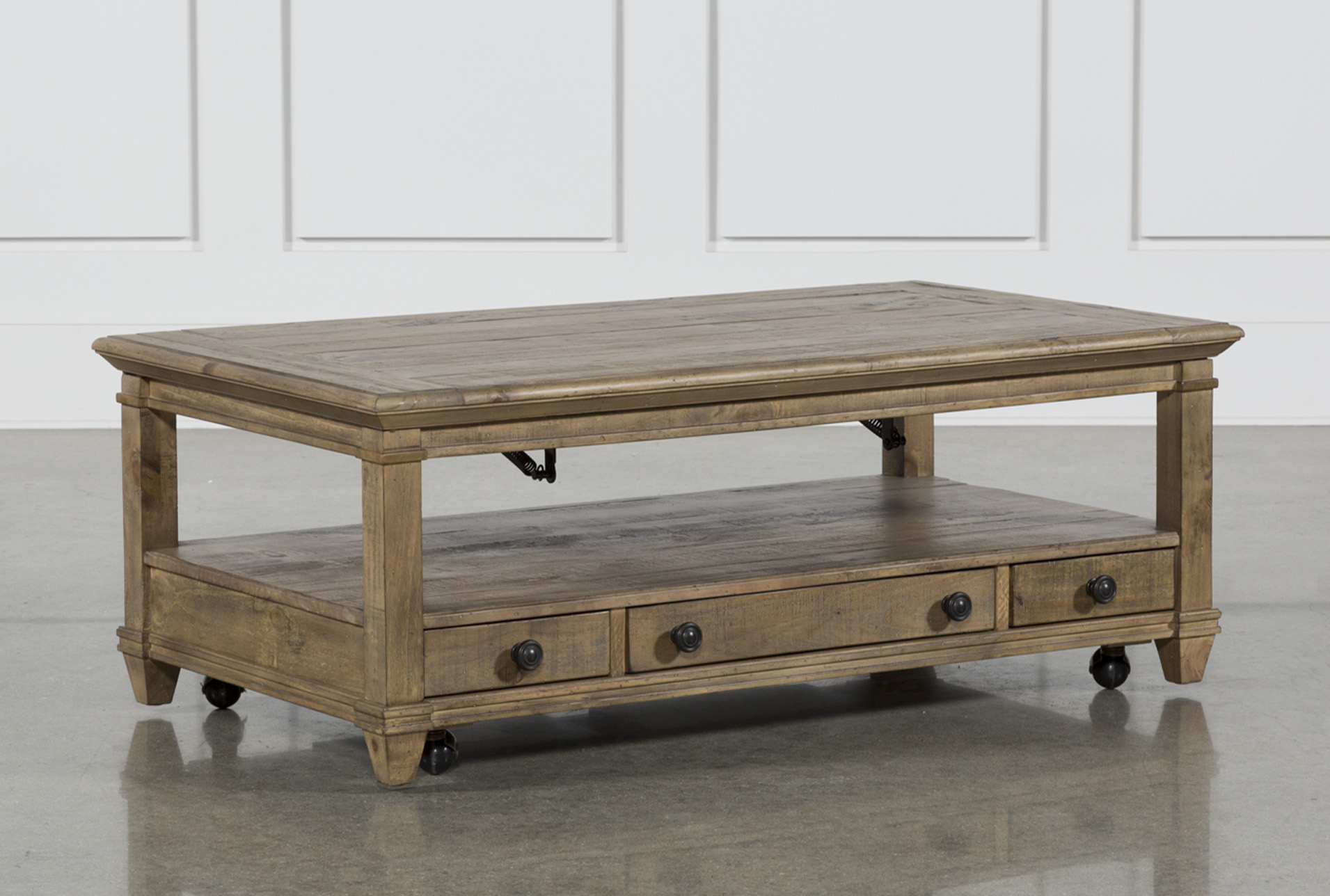 Market Lift-Top Coffee Table | Living Spaces