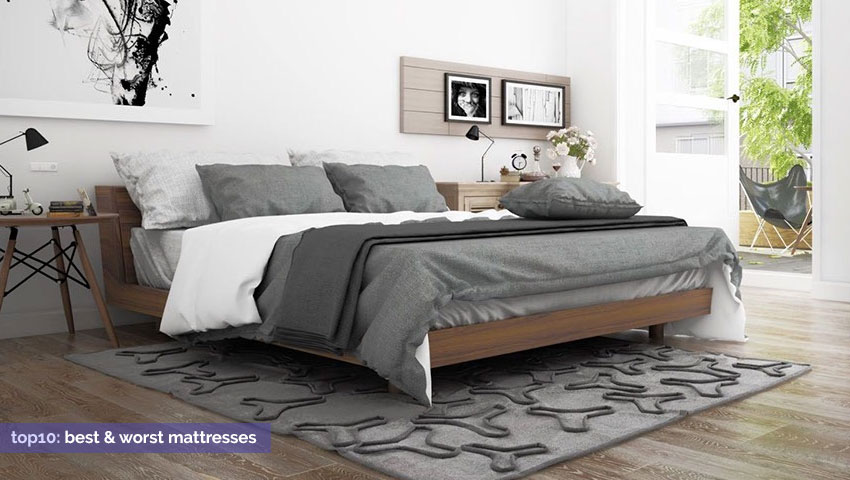 Best Mattress Reviews 2019: The Top 10 and Worst 10 Beds