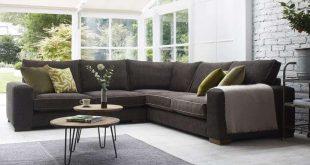 Ashdown Large Corner Sofa | Sofas | Darlings of Chelsea