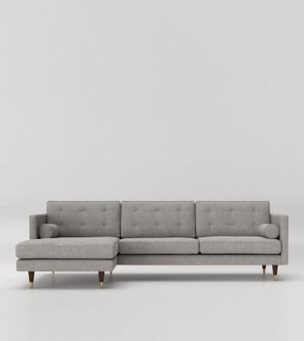 Corner Sofas | L Shaped Sofas | Swoon | Swoon