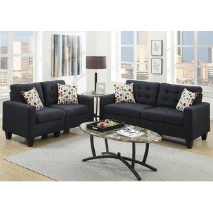 2 Piece Sofa And Loveseat Set | Wayfair