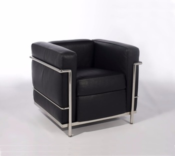 Designer armchair: anything but ordinary
