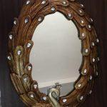 High quality: Designer mirror