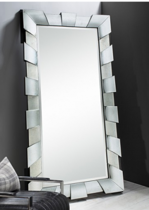 Large Designer Mirror - Mirrors