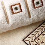 Designer towels- From small to large