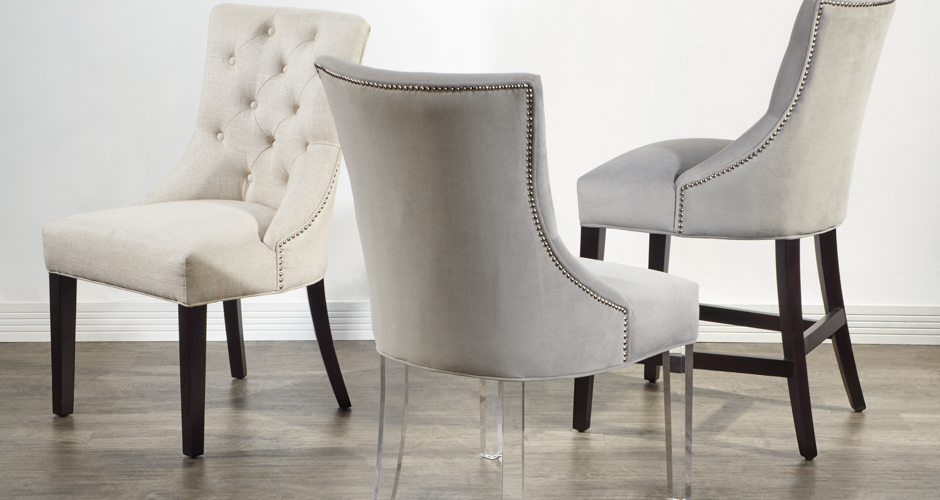 Dining Room Chairs | Chic, Sleek Dining Chairs | Z Gallerie