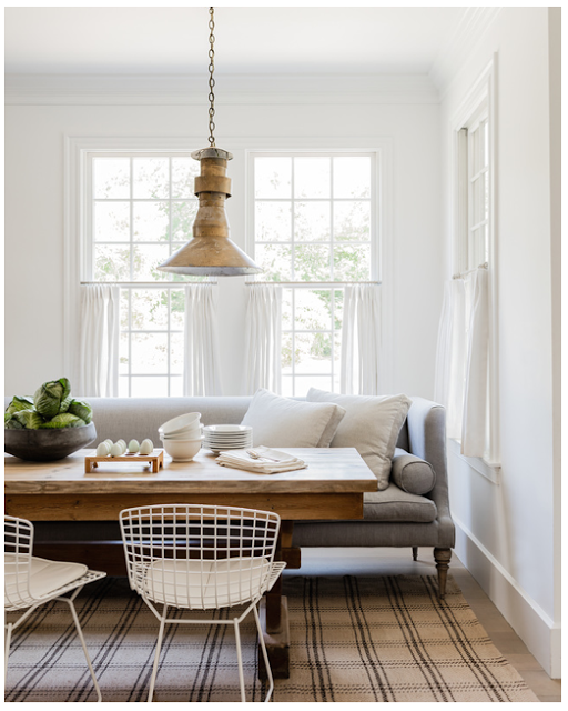 My Notting Hill: Lisa Tharp: Luxury Simplicity | Dining Spaces