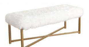 Farley Fabric Bench & Reviews   AllModern