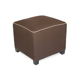 Small Upholstered Footstool | Wayfair