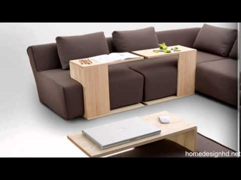 Innovative and Functional Sofa - YouTube