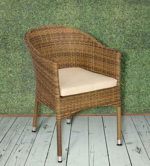 Buy Mildura Garden Chair by Nilkamal Online - Chairs - Outdoor