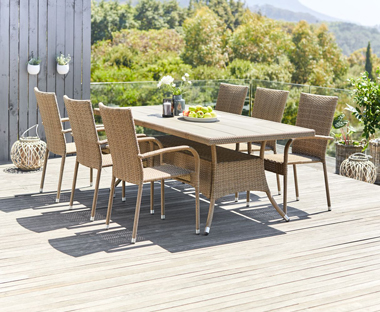Garden Table - Wide range of outdoor & patio tables | JYSK