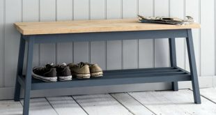 Clockhouse hallway storage bench | Sids Place in 2019 | Hallway