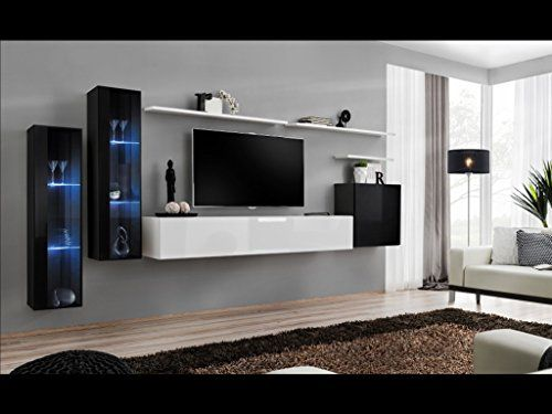 SHIFT XI Seattle Collection High Gloss living room furniture