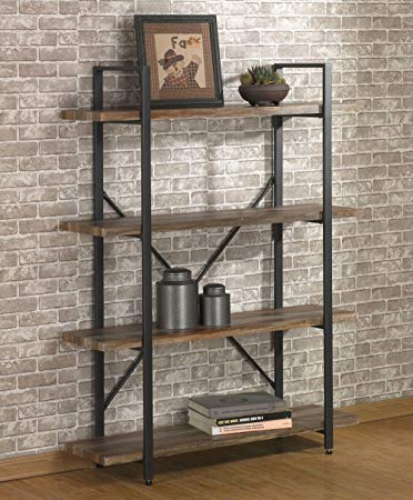 Amazon.com: O&K Furniture 4 Tier Bookcases and Book Shelves