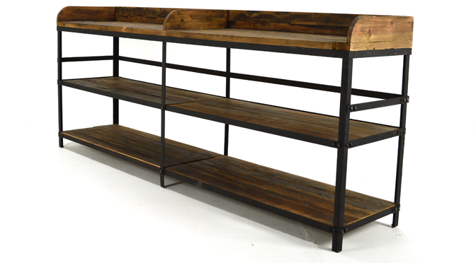 Industrial Furniture in Houston - Home Source Furniture
