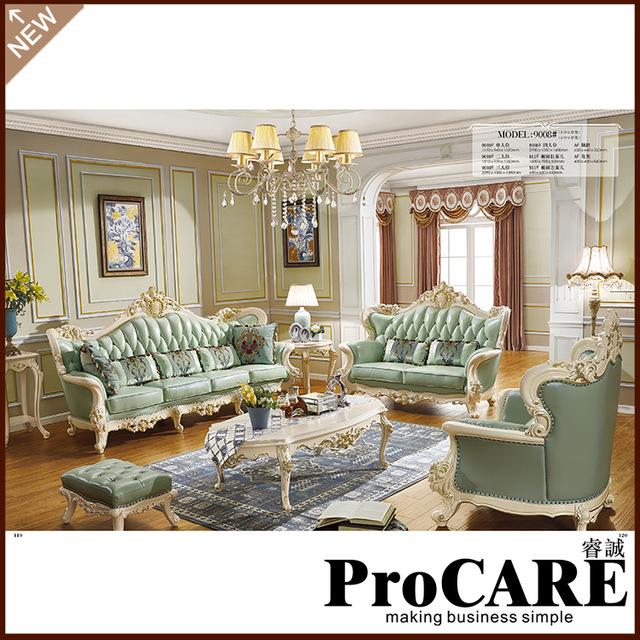 iving room furniture gold color sofa set gold luxury italian