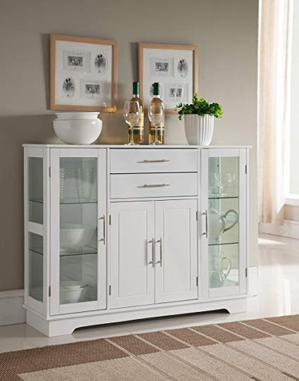 Kitchen buffet cabinets convince all along the line ...