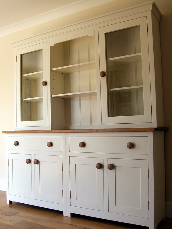 Large Kitchen Dressers | Large Welsh Dressers