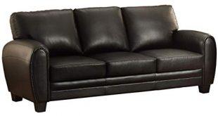 Bonded Leather Sofas: Amazon.com