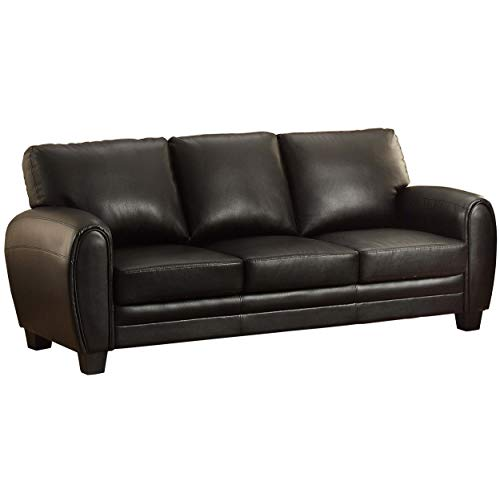 Leather sofas are very easy-care and robust!