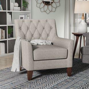 Ivory Armchair | Wayfair