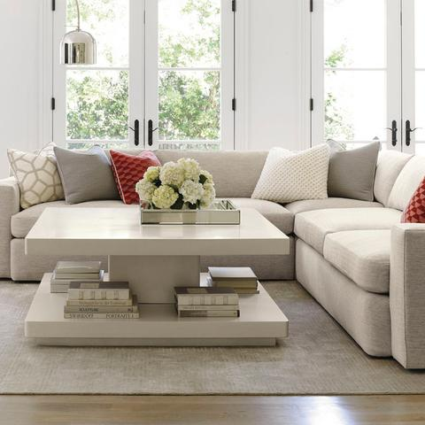 Lounge furniture in a variety of interpretations