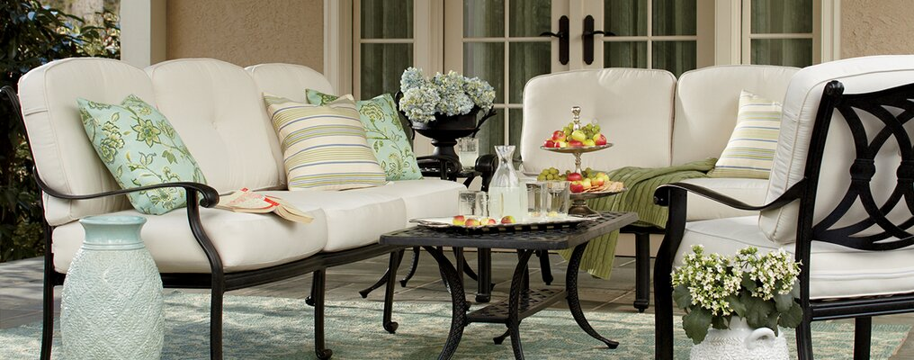 Patio Lounge Furniture | Birch Lane