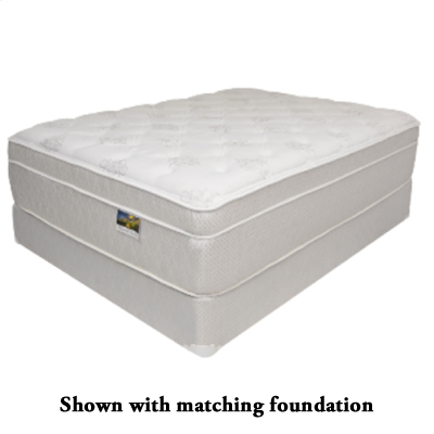 Corsicana Bedding, Inc. Mattresses Corrine Euro Pillow Top (King