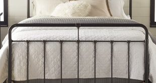 Full & Double Metal Beds You'll Love   Wayfair